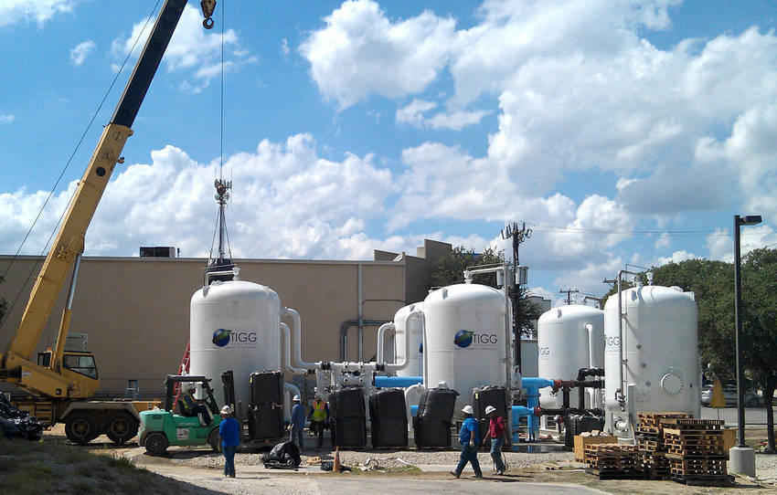 San Antonio Water System Uses TIGG Water Purification ...