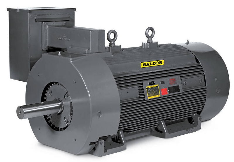 Baldor Electric Company Introduces Large Ac Gpm