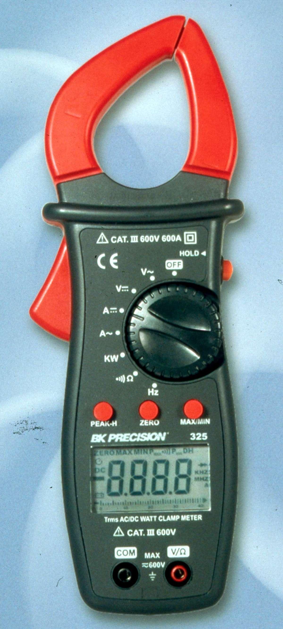 Electrical Clamp Meter : Clamp meter electrical