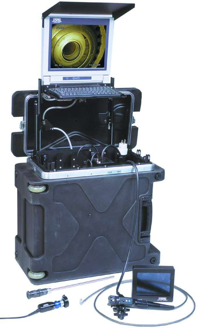 Karl storz technopack x tm features advanced laser for Thomas storz
