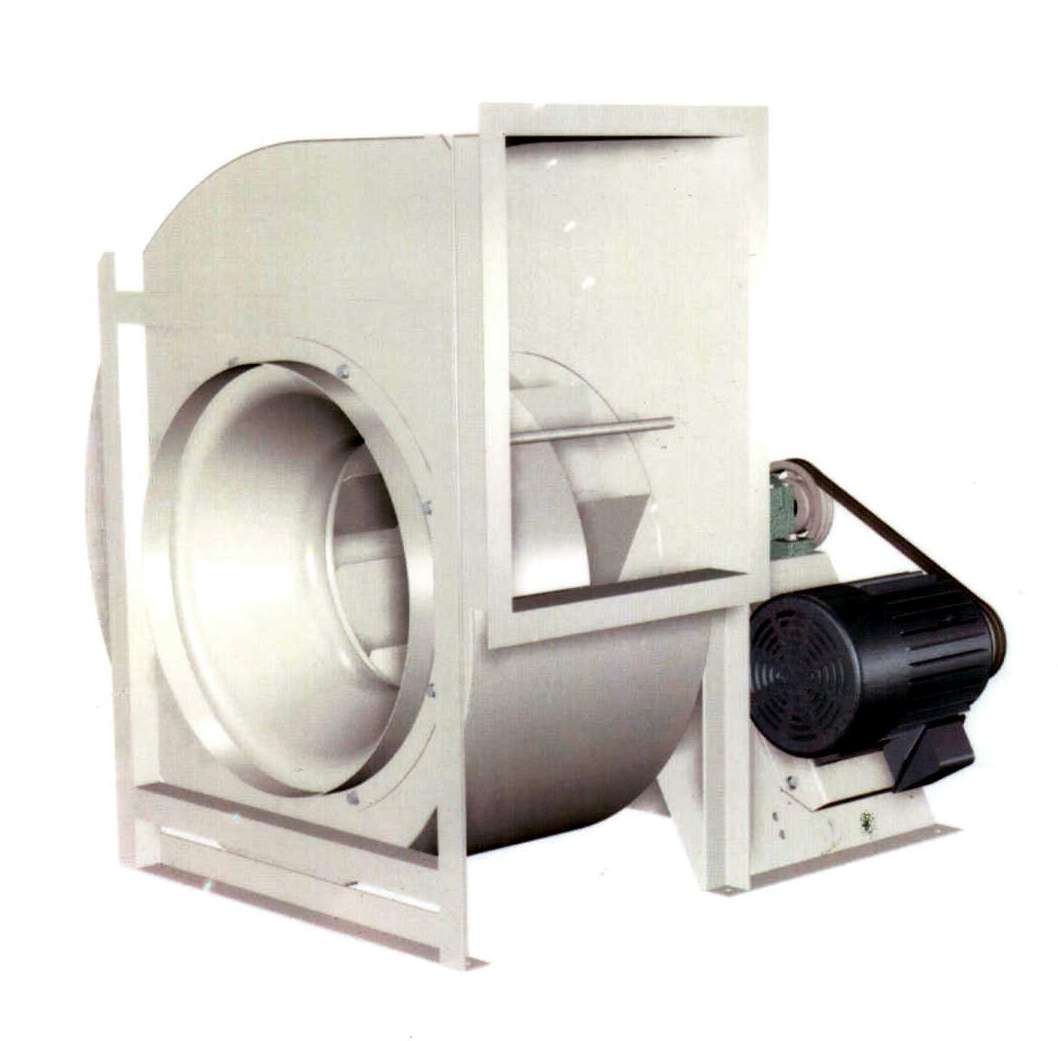 Centrifugal Fans offer 4 and 8 direct drive arrangements. #787254