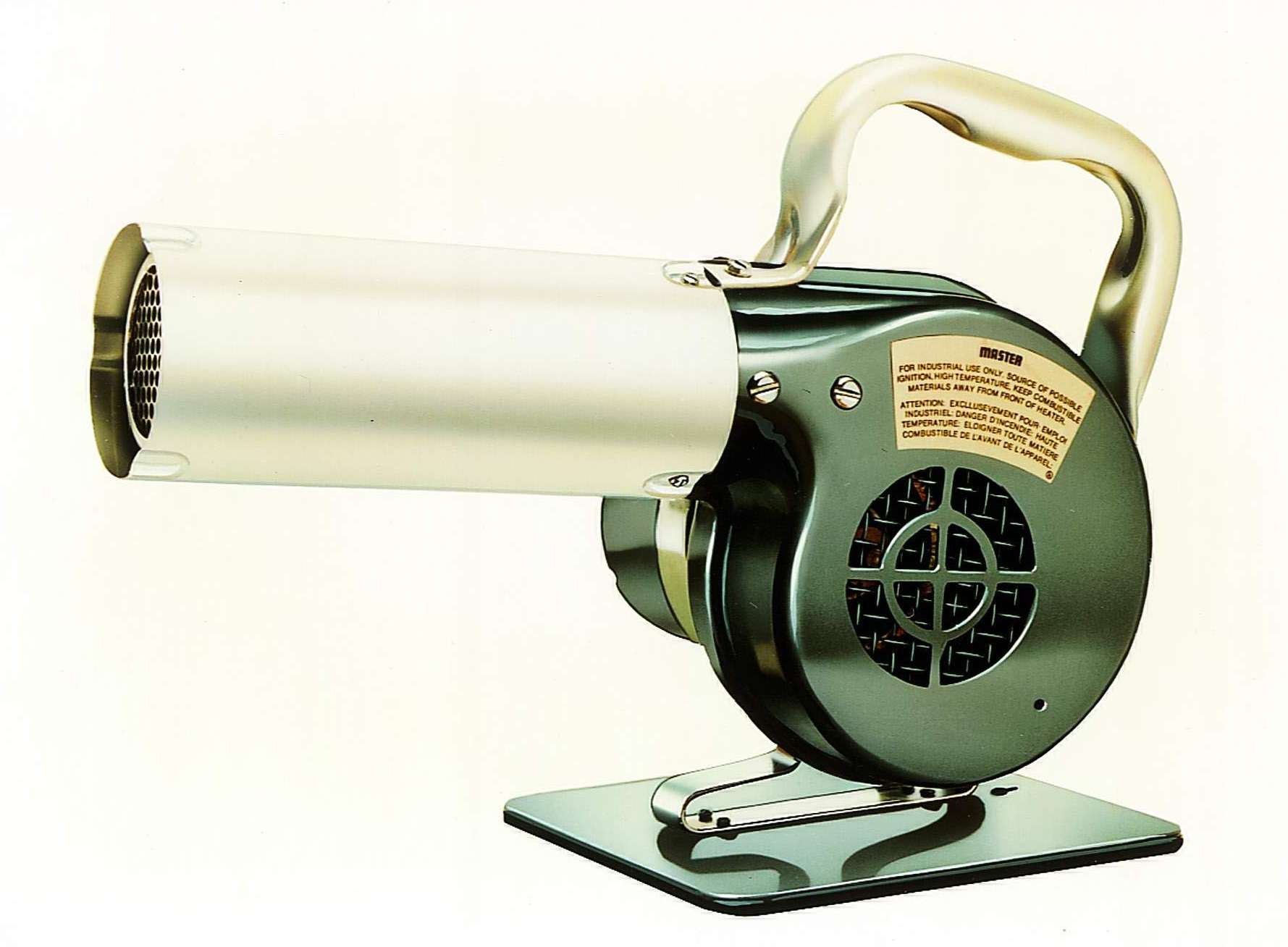 Industrial Heat Blower : Master appliance offers continuous duty heat blower
