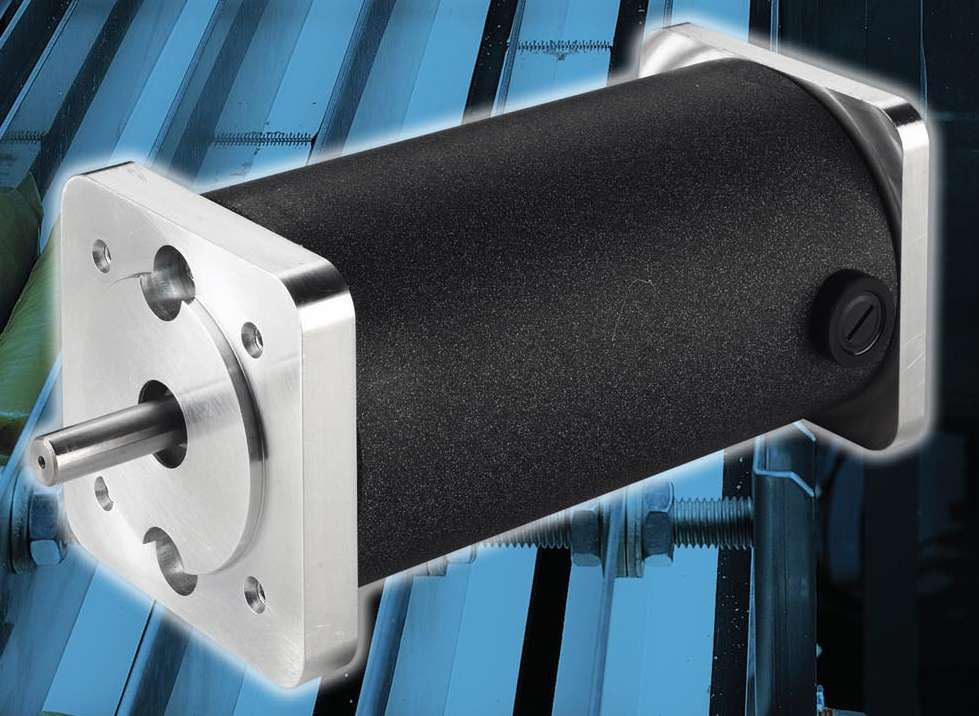 True 1 3 Hp Dc Motor Delivers Extraordinarily High Torque