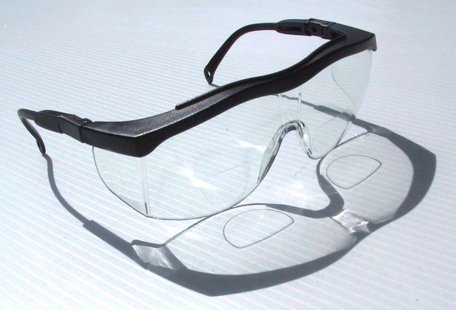 new bifocal safety glasses combine stylish looks