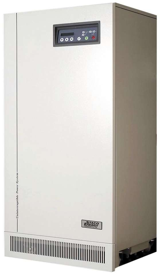 uninterruptible power supply meets emergency lighting needs. Black Bedroom Furniture Sets. Home Design Ideas