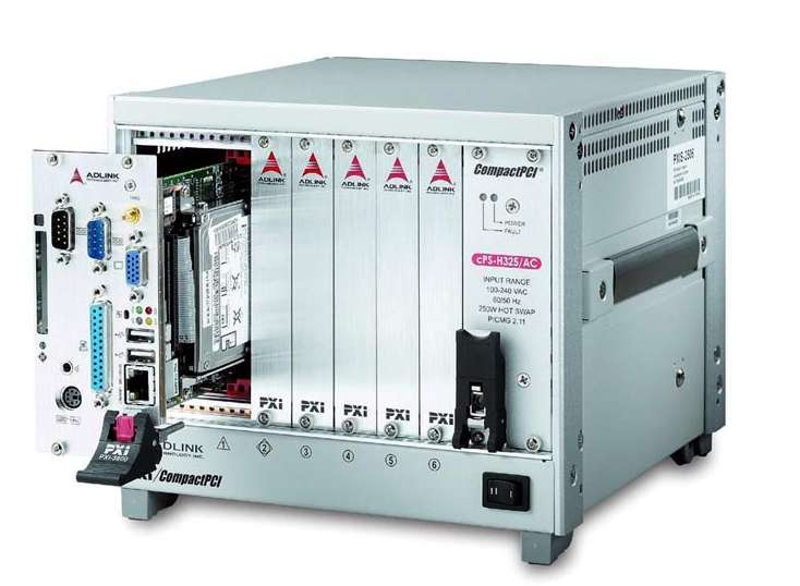 Building Test Instruments : Get a running start on your pentium m pxi solution for