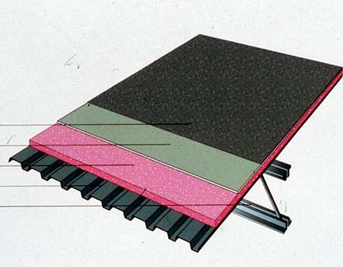 Innovative New Securock Brand Roof Board From Usg Offers