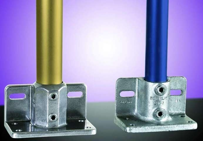 Kee industrial products introduces new klamp cast