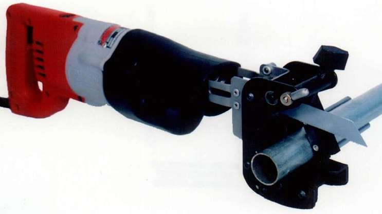 Right Angle Cutter : Mighty miter tm mm reciprocating saw accessory