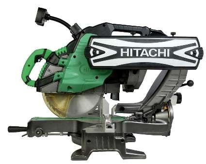 Hitachi Pioneers The Sliding Compound Miter Saw Landscape