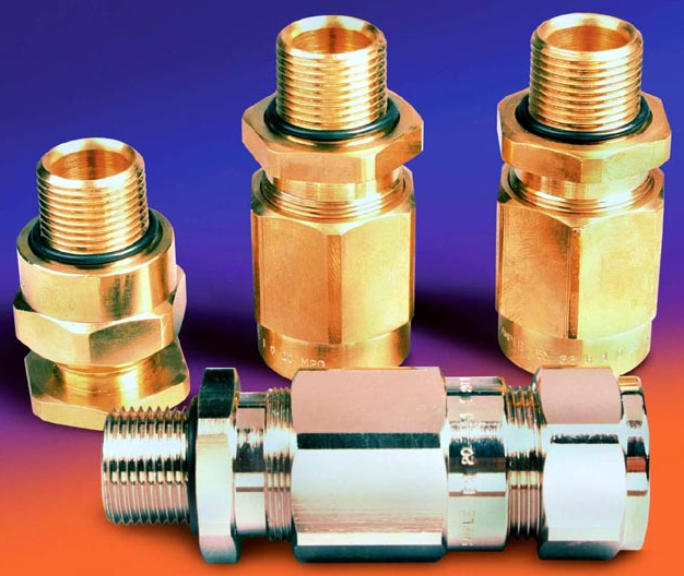 Explosion Proof Cable Glands From Amphenol Industrial