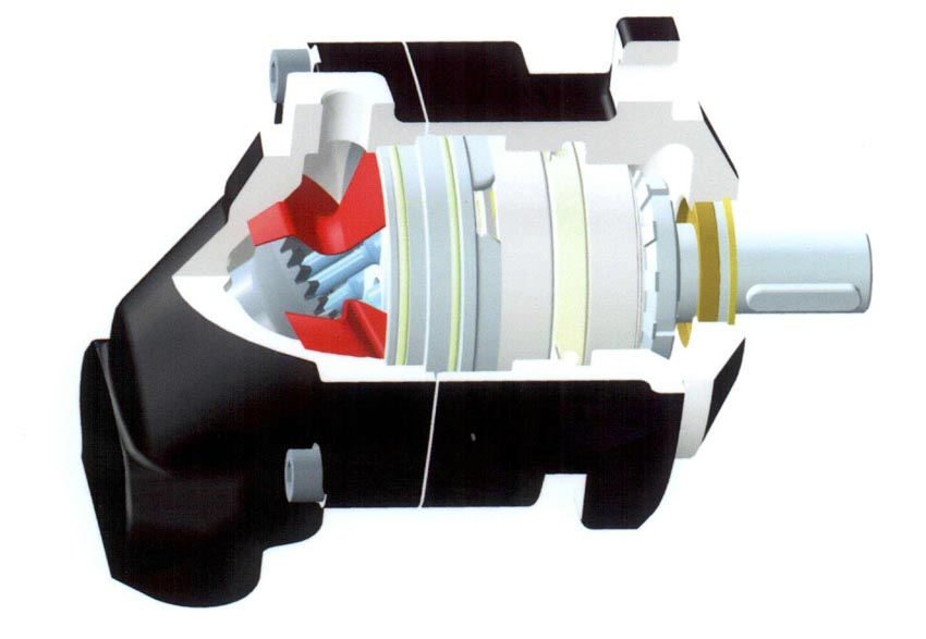 Parker hannifin 39 s hydraulic pump division adds four new for Parker hydraulic motor distributors