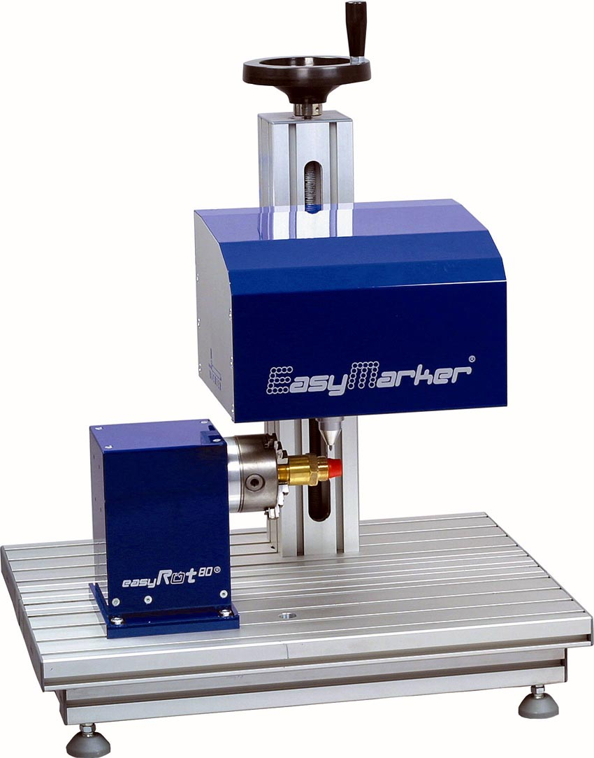 part marking machine