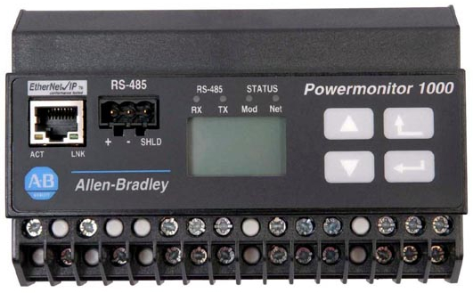 Analog Power Meter : Allen bradley powermonitor from rockwell automation