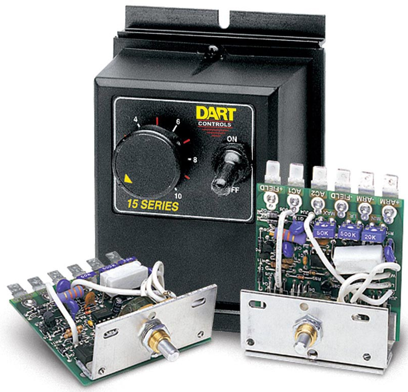 Rohs Compliant Variable Speed Control For Small Dc Motor