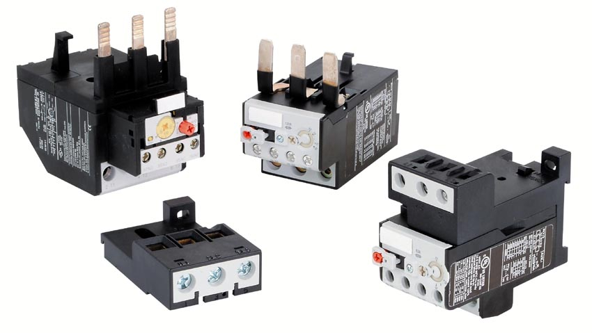 New iec overload relays by c3controls for 3 phase motor protection