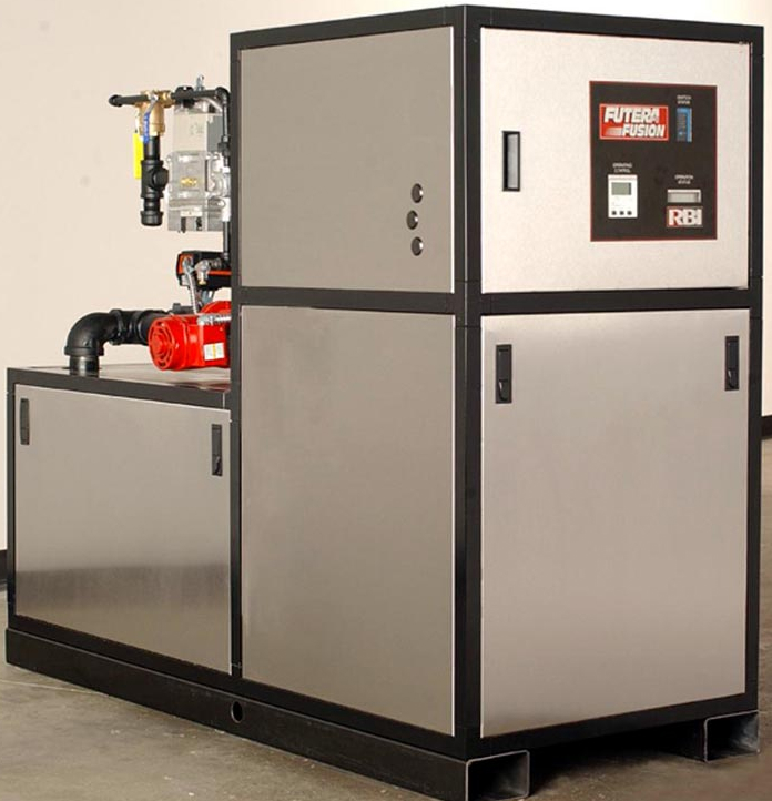U Haul Self Storage  Rbi Boilers