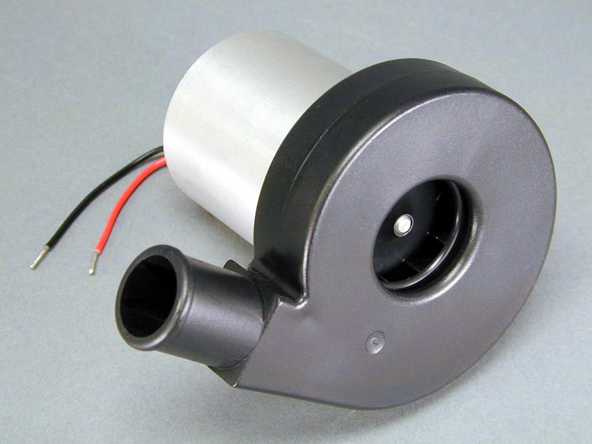 Newly Engineered Microjammer Brushless Dc Blowers