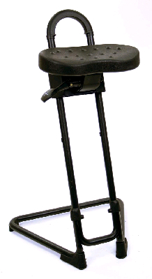 sit stand stools support