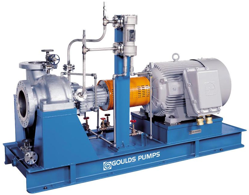 Goulds Introduces New Api Pump Hydraulics