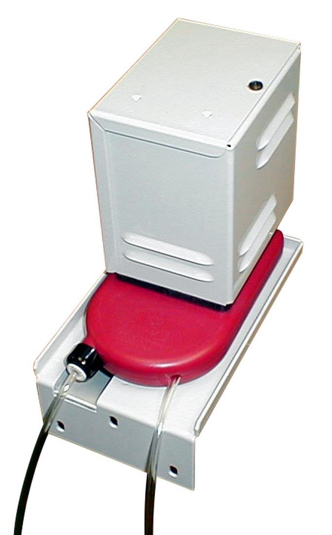 skimmer machine