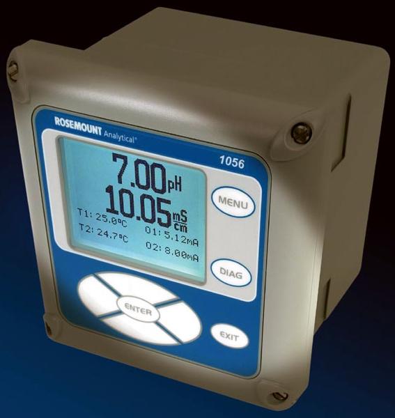 Rosemount Conductivity Meter : Turbidity meters