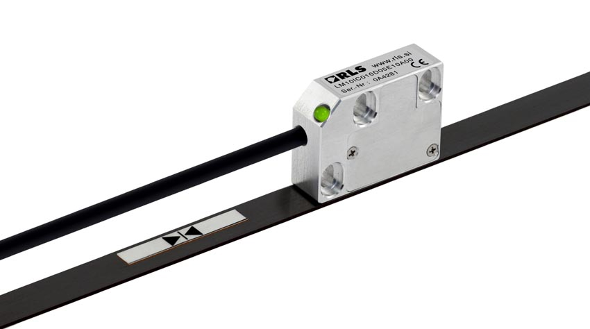 Linear Measuring Devices : New lm linear magnetic encoders