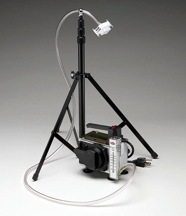 Asbestos Air Monitoring Pumps : Allegro industries offers a comprehensive line of mold