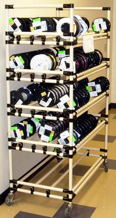 Wire reel storage best storage design 2017 for Gardner storage
