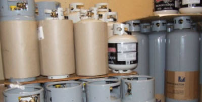 Locations For Recertifying Propane Gas Bottles Maine