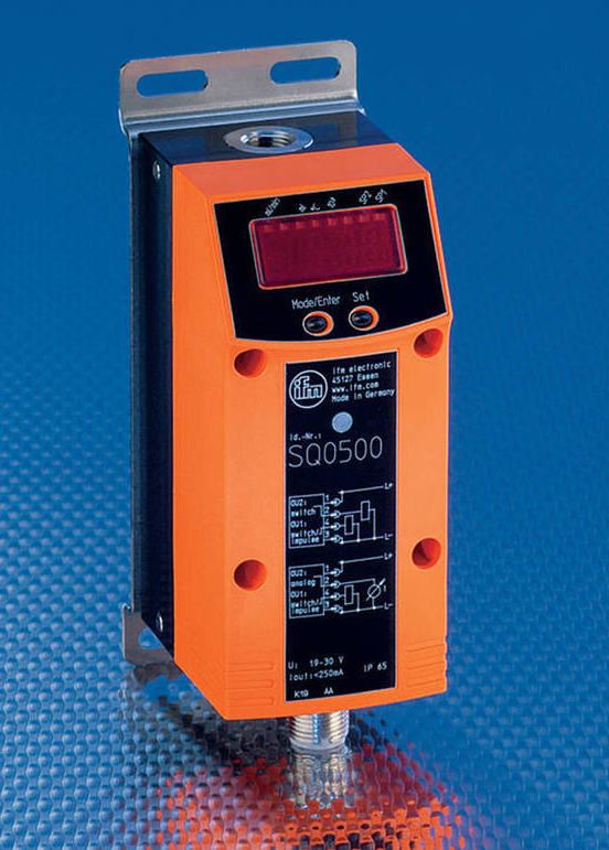 Ifm S Sq Series Volumetric Flow Meter Designed For Exact