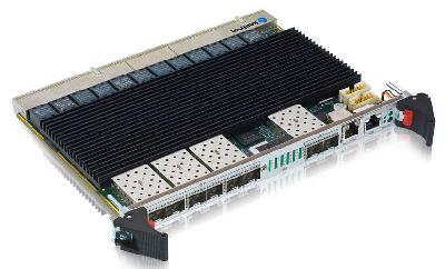 Ethernet Switch on Ethernet Switch Supports Compactpci And Vme Platforms   Kontron