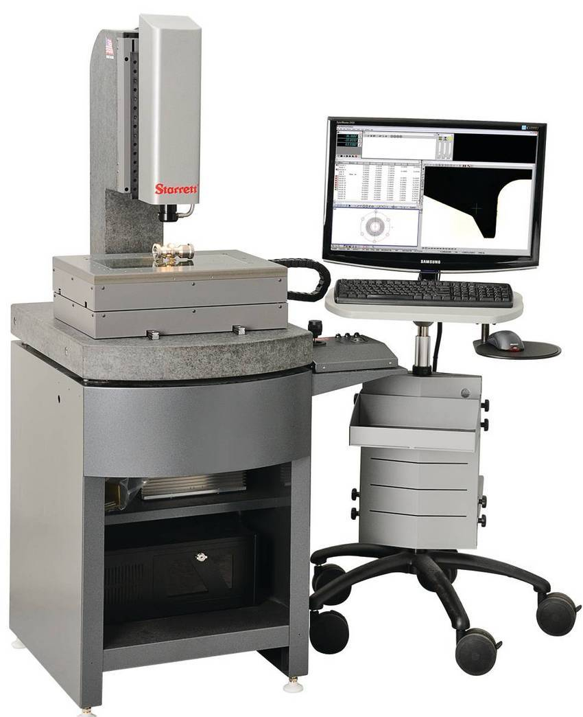 Computer Based Measuring Equipment : Galileo av provides superior precision and flexible