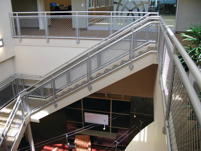 Interna rail handrail systems from hollaender feature
