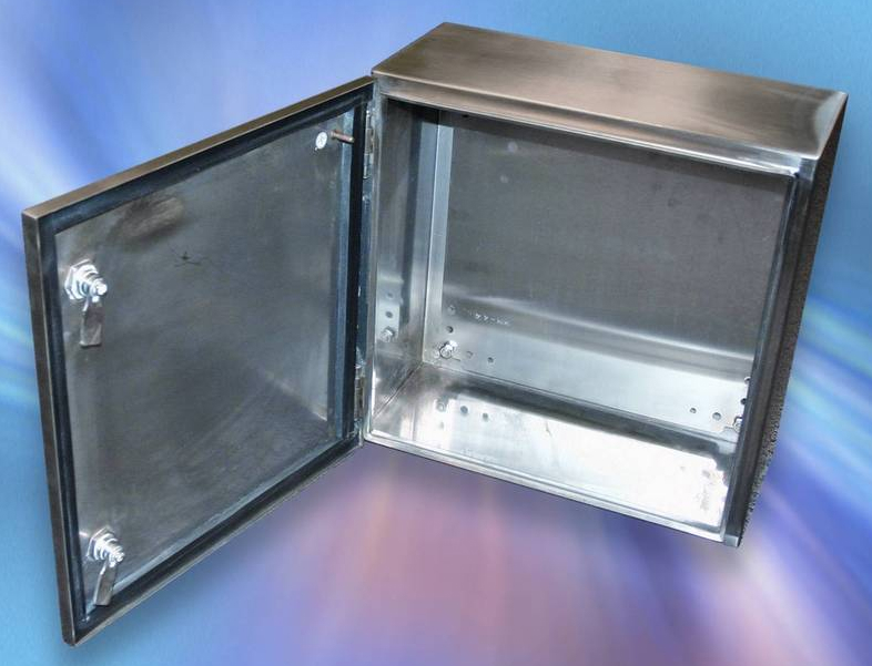 Bud Industries Introduces Stainless Steel Nema Box