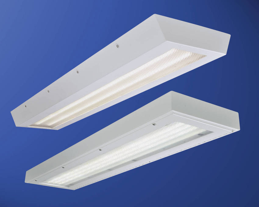 Linear LED Luminaires meet demands of high security facilities.