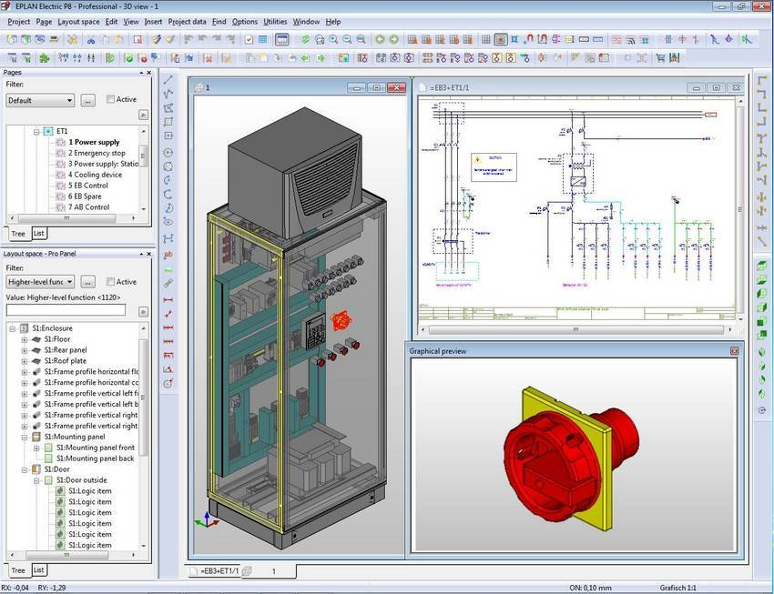 With eplan pro panel eplan platform goes 3d for What is eplan software