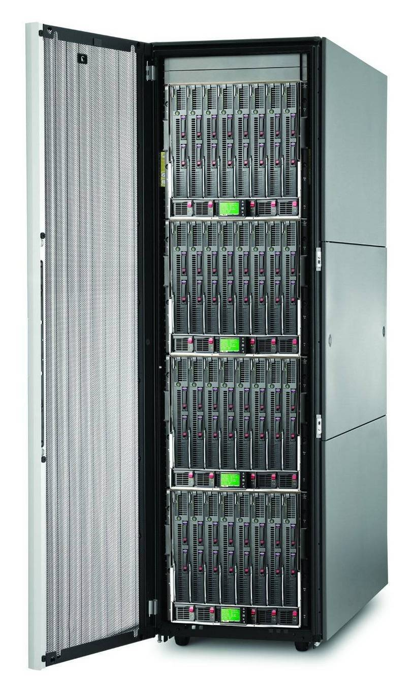 New Hp 10000 G2 Series 1200mm Deep Rack Addresses Next Gen