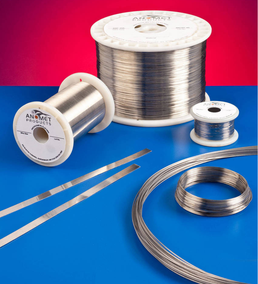 Copper Clad Wire : Silver clad copper wire replaces solid trims costs