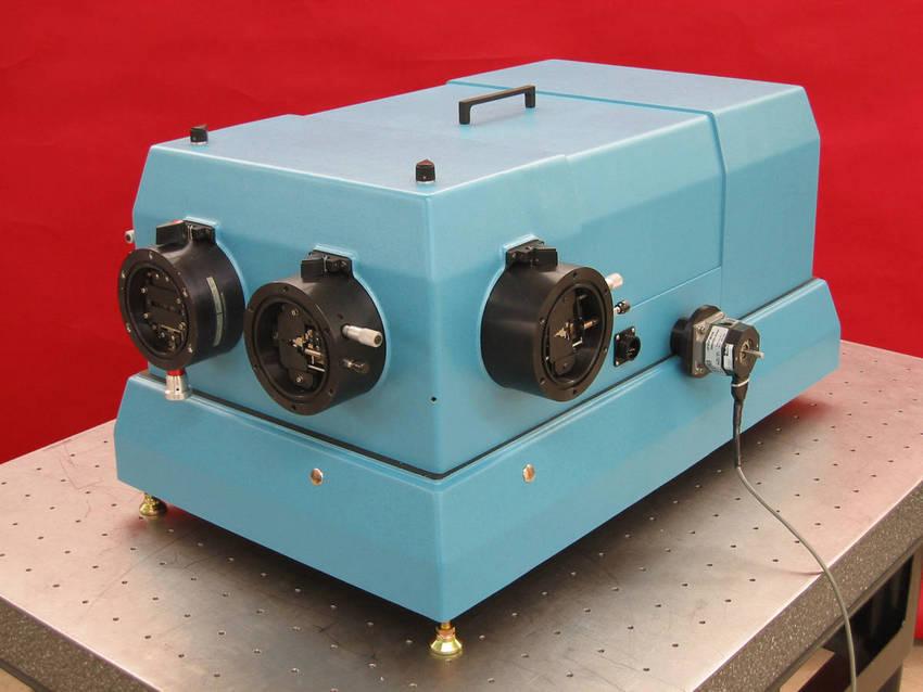 high resolution spectrometer