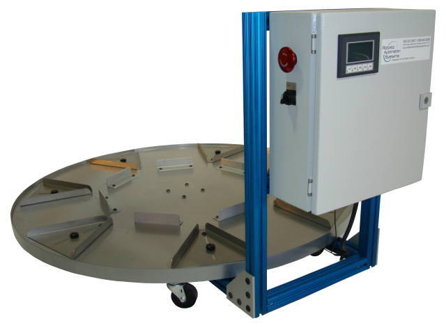 Direct Drive Automated Rotary Tables Turntables