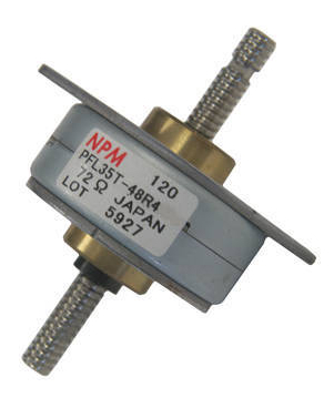 Nippon Pulse Offers 35mm Linear Stepper Motor
