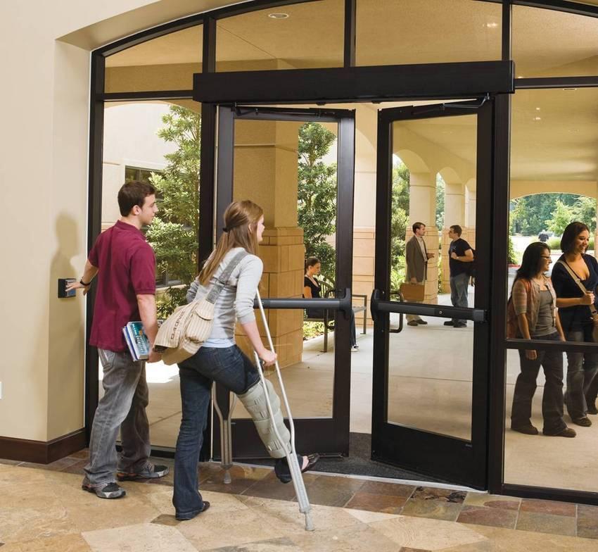 Detex offers complete automatic door opener in one easykit tm