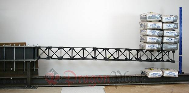 Incredibly Light But Strong Carbon Fiber Truss Structures