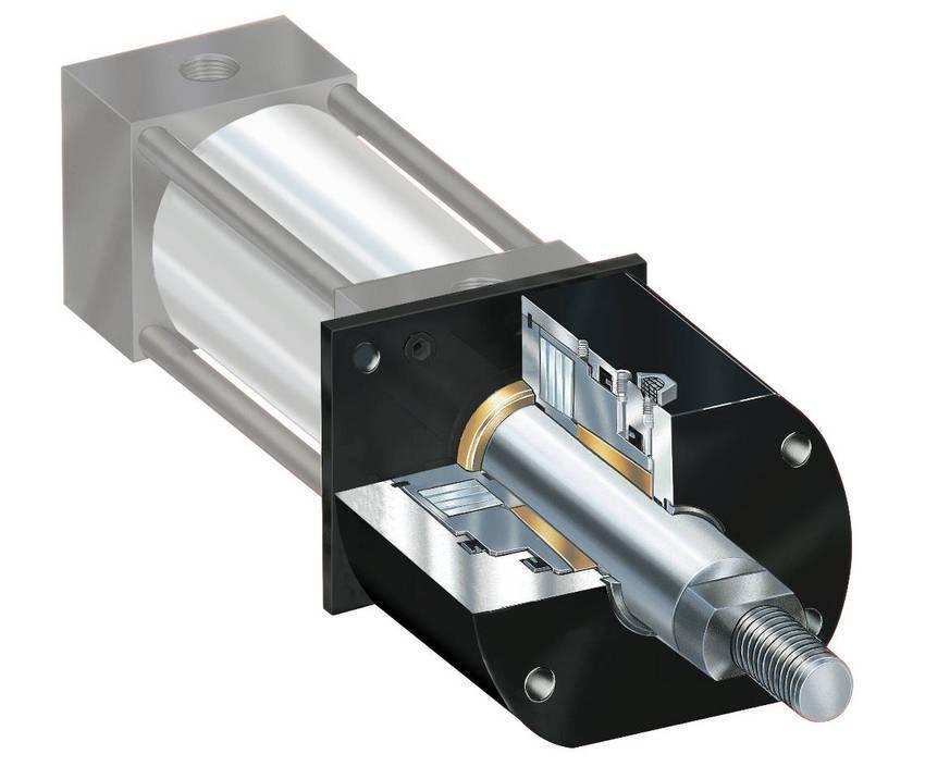 Hydraulic Rod Locks Assist On Movable Pool Bottom Project