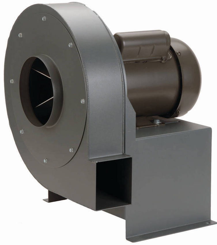 Radial High Pressure Blower : Blowers