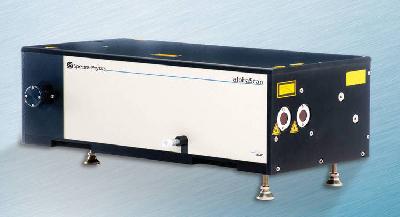 Integrated laser and optical parametric oscillator provide