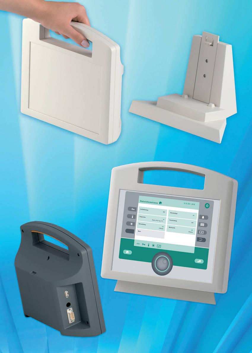 Portable Electronic Enclosures : Component device enclosures