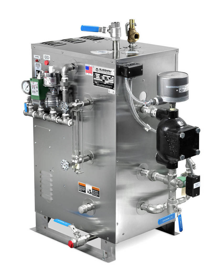 Electric Steam Boiler ~ Sussman electric boilers include a broad range of