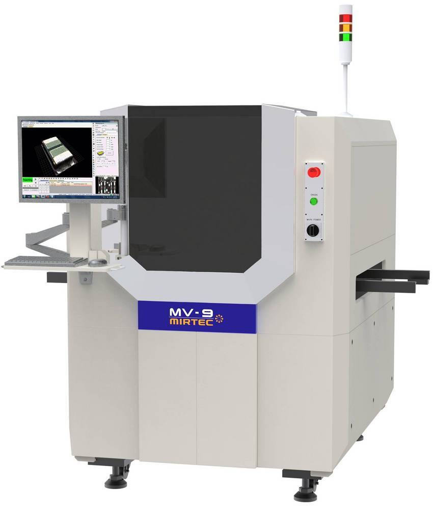 Automated Optical Inspection : Mirtec to premier its technologically advanced automated